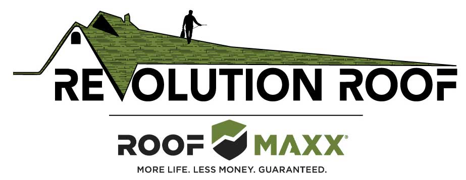 REVOLUTION ROOF Logo